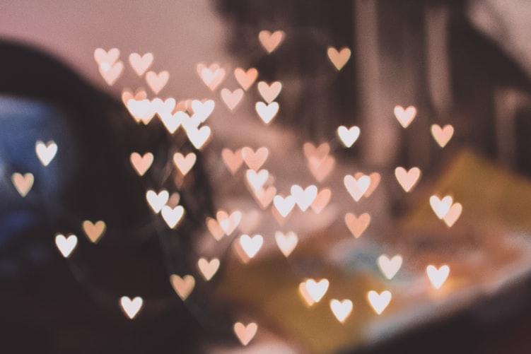 Love in light form